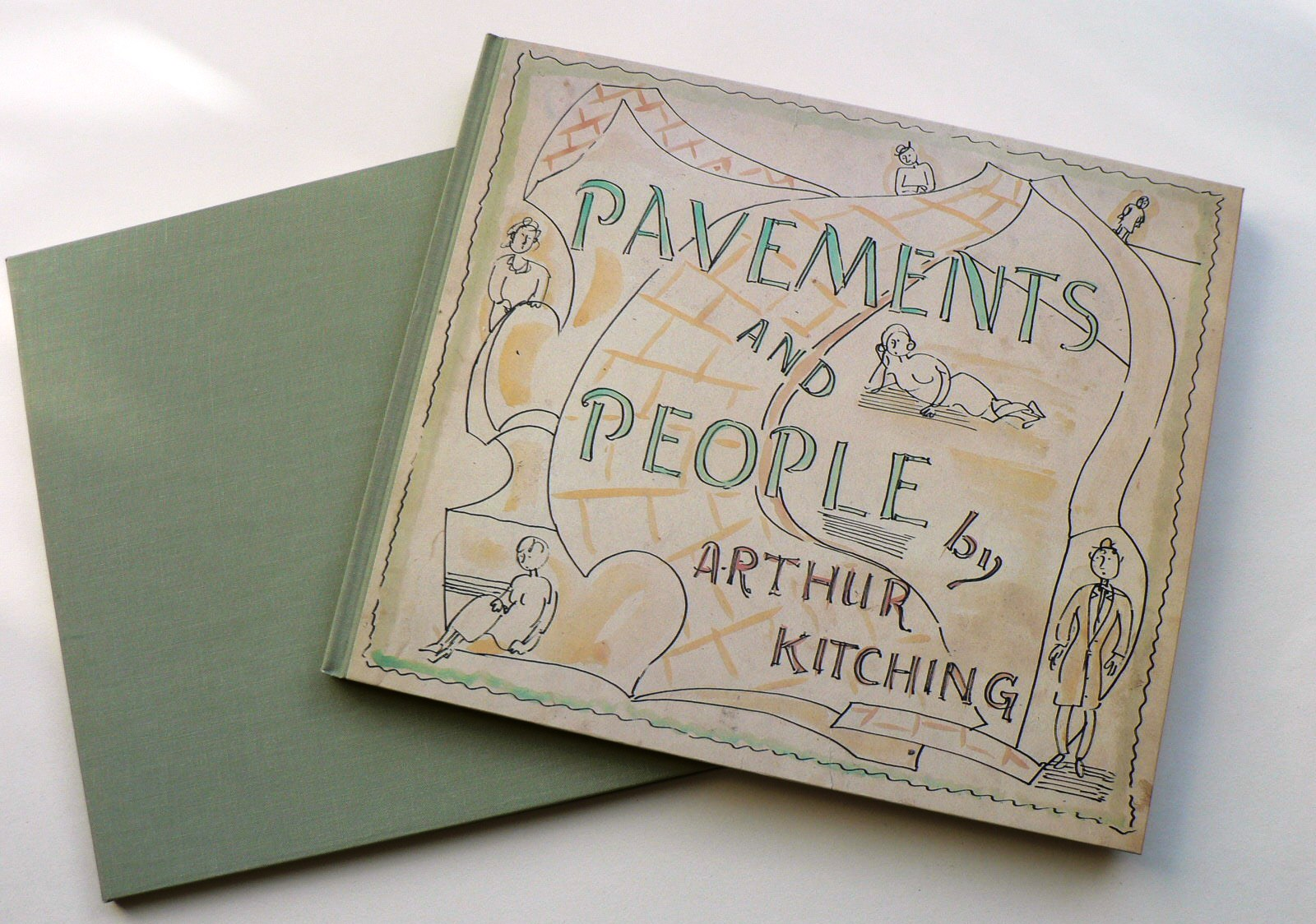 Pavements and People (Special Limited Edition)