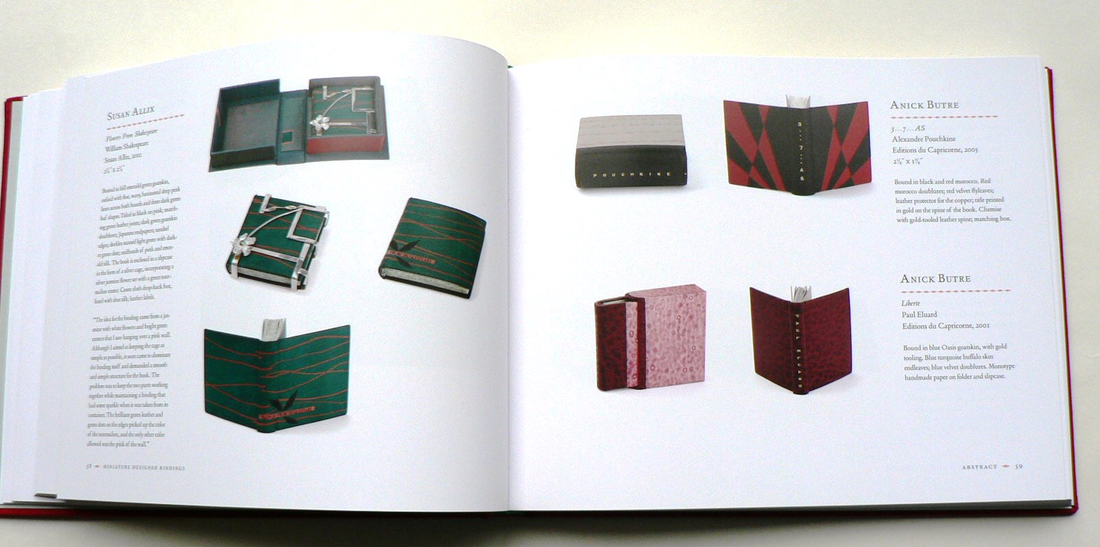 The Neale M. Albert Collection of Miniature Designer Bindings