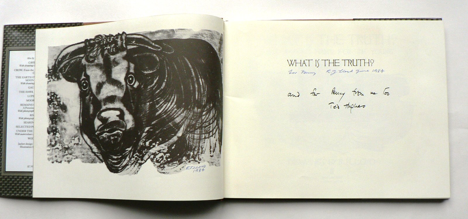 What is The Truth? A Farmyard Fable for the Young (SIGNED).