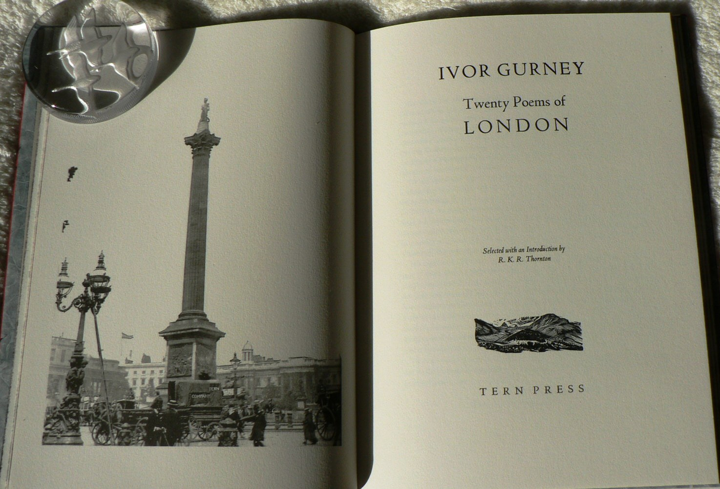 Twenty Poems of London