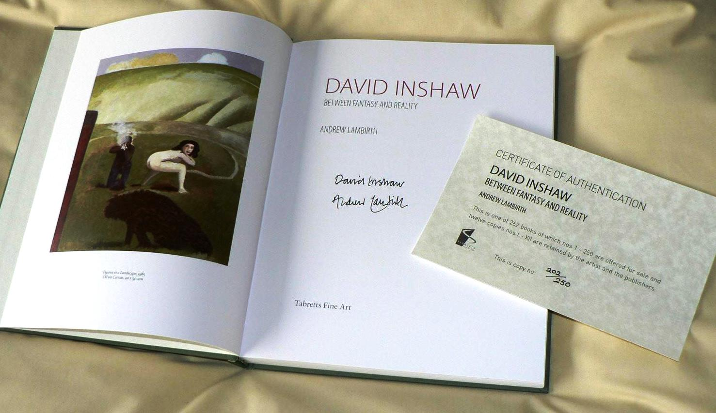 David Inshaw: Between Fantasy and Reality