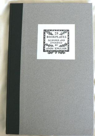 25 Bookplates Designed & Engraved by Andy English