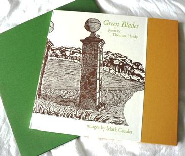Green Blades. Poems by Thomas Hardy